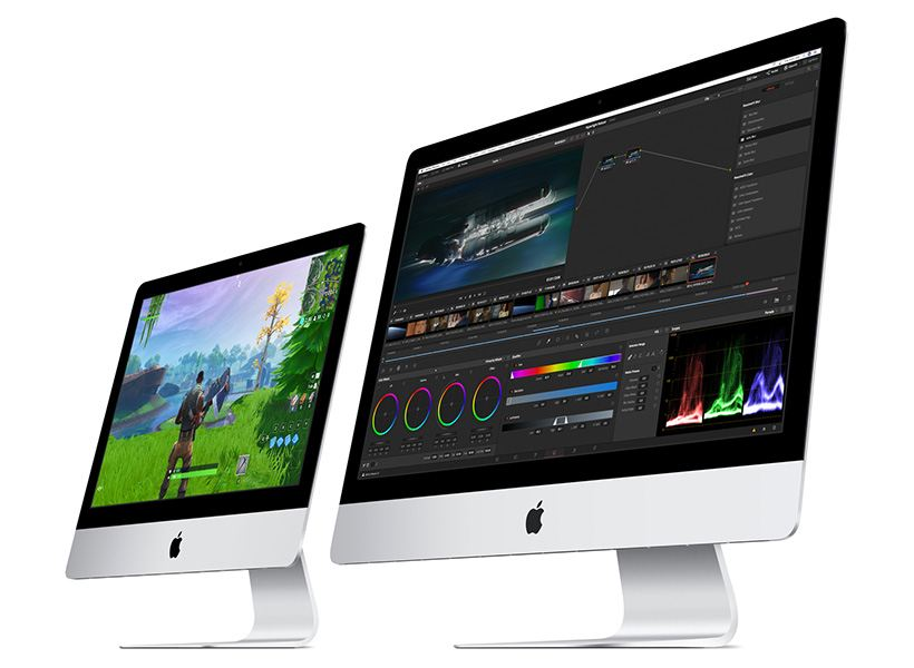 imac 21 5 inch 27 inch 2019 full information specs - iMac (21.5-inch and 27-inch, 2019) – Full Information