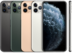 iphone 11 pro 300x220 - iPhone - Full phone information, models, tech specs