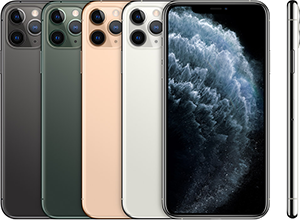 iphone 11 pro max 300x220 - iPhone - Full phone information, models, tech specs