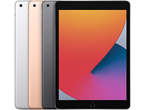 ipad 8th generation 2020 300x228 1 - Apple iPad - Full information, models, tech specs and more
