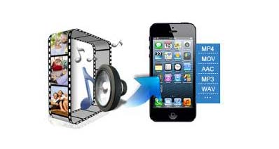 iPhone Audio And Video Formats