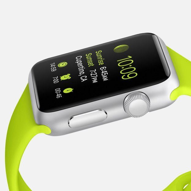 Apple Watch - Healthy Life Apple and Apple Watch