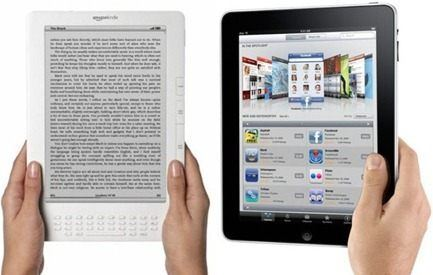 Reading Kindle Books on iPad