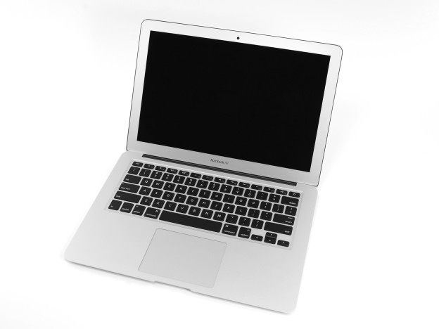 MacBook Air black screen