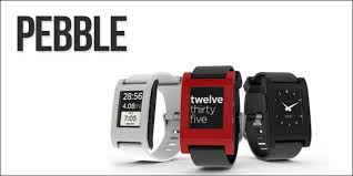 Pebble Smartwatch: So Many Features...