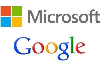 Microsoft-Google: They Sign a Peace Treaty