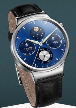Huawei Watch: short review of new smartwatches
