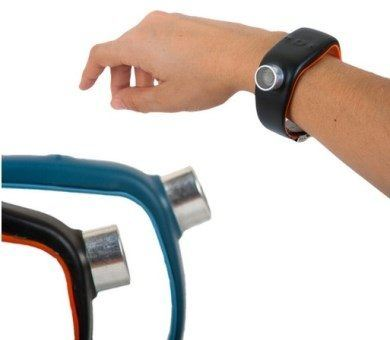 Sunu Band: a new device developed to help blind people
