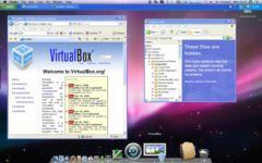 Virtual Box: run Windows and OS X at the same time