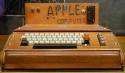 Introducing Apple I, The First «pre-Mac» Device Developed By The Apple Inc.