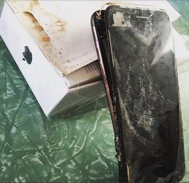 Why iPhone 7 Can Blast