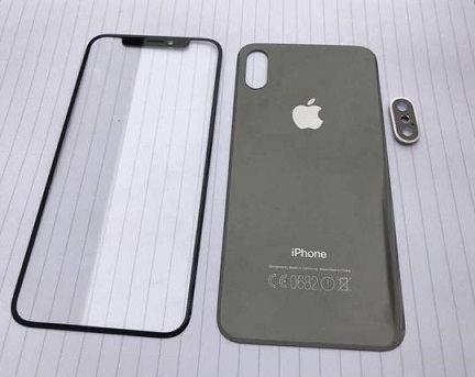 iphone 8 rear panel