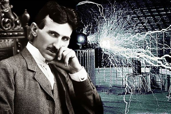 Mid-range wireless charging is based on the principles of resonance charging. Nikola Tesla was the first, we believe, to create and develop this technology in the 1930s.