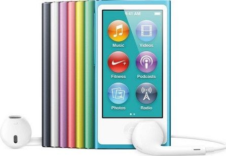 iPod nano and iPod shuffle are gone