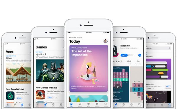 app store new design - App Store: What's new, how to use new apps on iOS