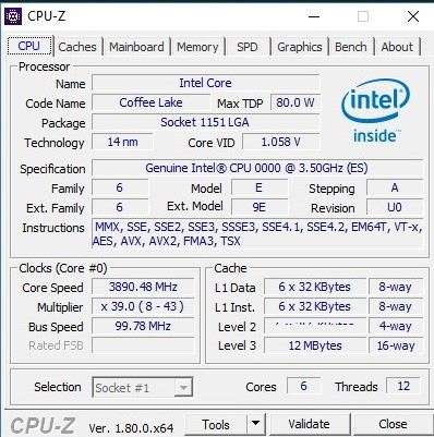 intel 8 cpu - Love Coffee? Intel 8th Gen Lake CPU Revealed