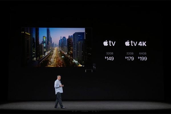 Apple Event September 12, 2017 - Apple TV Price