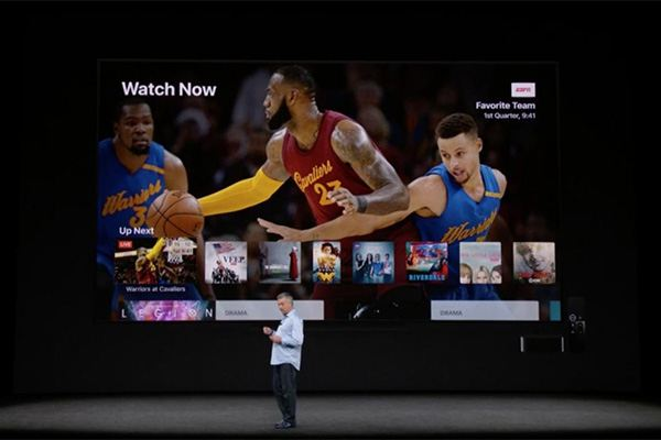 Apple Event September 12, 2017 - Apple TV
