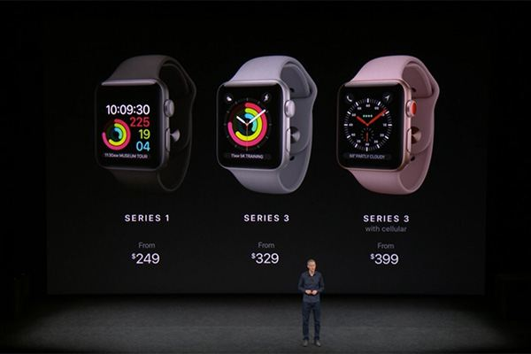 apple event september 12 2017 apple watch 3 - Apple Special Event - Keynote - September 12, 2017