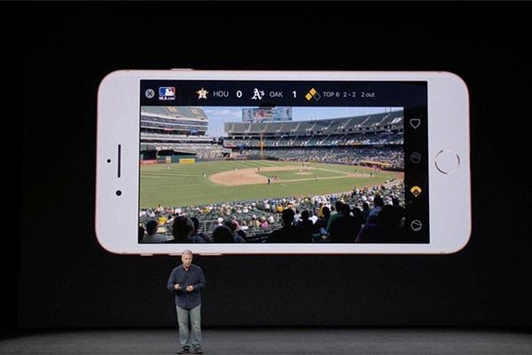 apple event september 12 2017 iphone8 augmented reality - Apple Special Event - Keynote - September 12, 2017