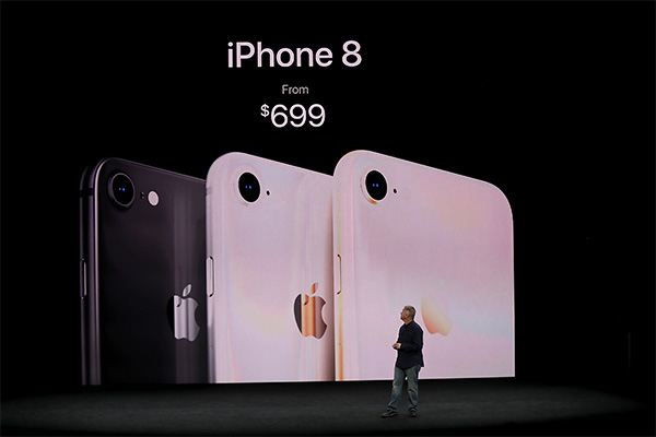 Apple Event September 12, 2017 - iPhone 8