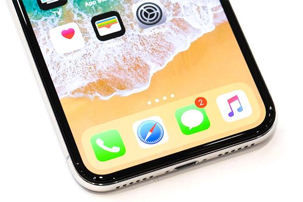 iphone x screen space - 5 Awesome New Features of the Surprise iPhone X