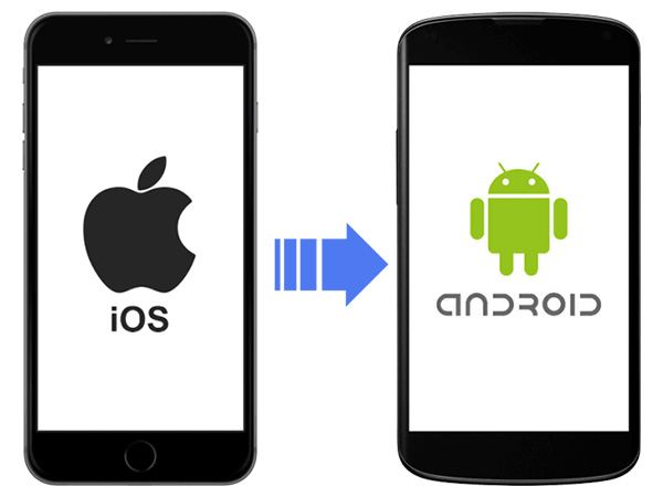 Switch from iOS to Android