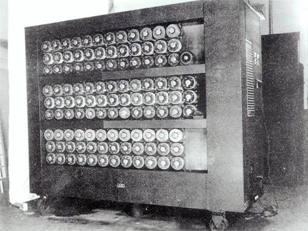 1936 turing machine - Power of Computers - Darwin Among the Machines
