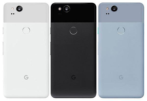 Google Pixel 2 - All Colors