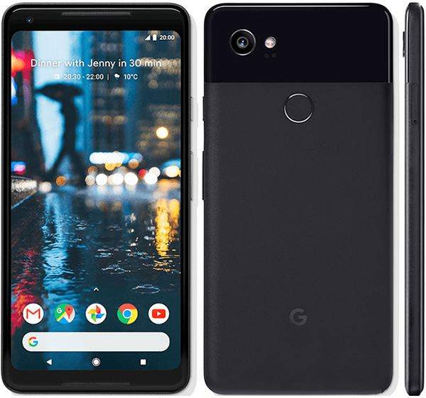google pixel 2 xl black - Google Pixel 2 XL - Full Phone Information, Tech Specs