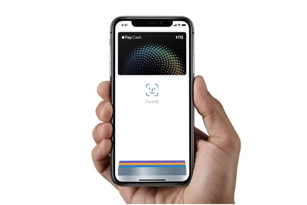 Apple pay iPhone X