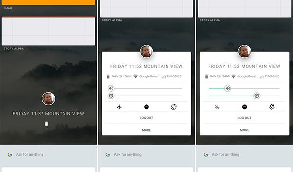fuchsia armadillo gui settings - Google's New OS Fuchsia: Meet Android's Killer