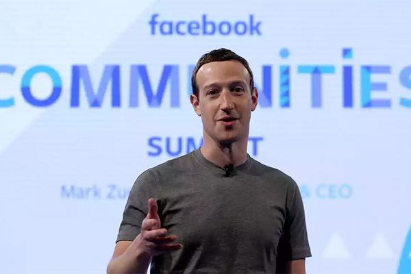 Mark Zuckerberg says he wants to ensure Facebook is good for people's wellbeing