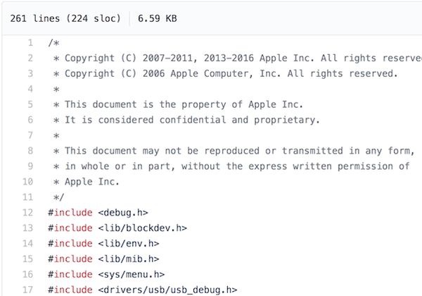 iboot screenshot of the leaked code - iBoot-Gate: Apple Leaked Critical Part of the iOS Source Code