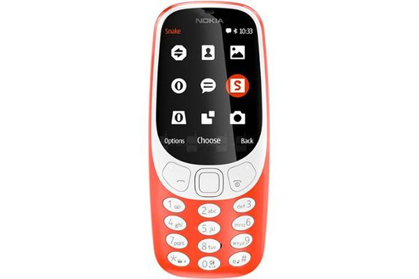 nokia 3310 - Phones without OS: On the Safe Side with Old-Timers