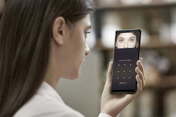samsung galaxy s9 iris scanner - Samsung Galaxy S9 and S9 Plus: specs, release date, prices