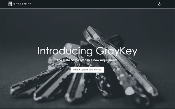 Introducing GrayKey