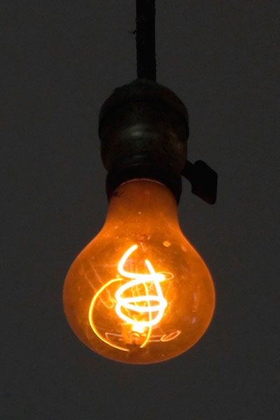 Planned Obsolescence: 113 years old Lamp