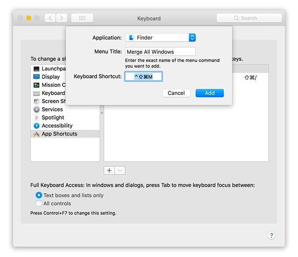 7finder 04d merge all windows - The TOP BEST 7 Finder Abilities and Customizing Tips