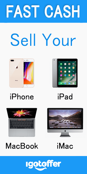 iGotOffer: Sell Your iPhone, iMac, MacBook, iPad