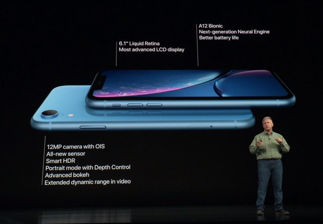 apple event 2018 iphone xr features - Apple's iPhone XS, XS Max, XR Unveiled