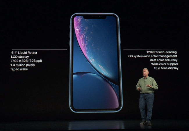 apple event 2018 iphone xr specs - Apple's iPhone XS, XS Max, XR Unveiled