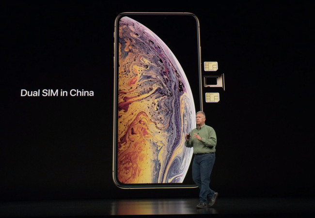 apple event 2018 iphone xs dual sim - Apple's iPhone XS, XS Max, XR Unveiled