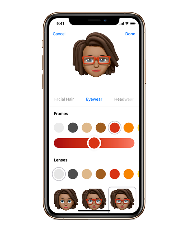 ios 12 memoji - iOS 12 - Its Features and Secrets of the Operating System
