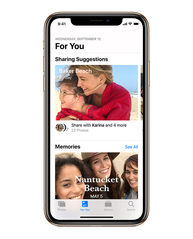 ios 12 photo search - iOS 12 - Its Features and Secrets of the Operating System