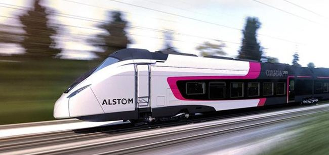Trains will move at the speed of 1220km/hr