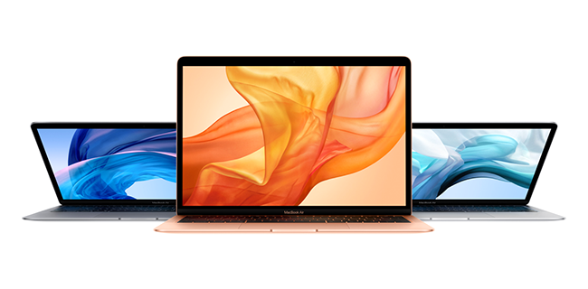 macbook air late 2018 colors - Introducing MacBook Air, iPad Pro and Mac mini (Late 2018)