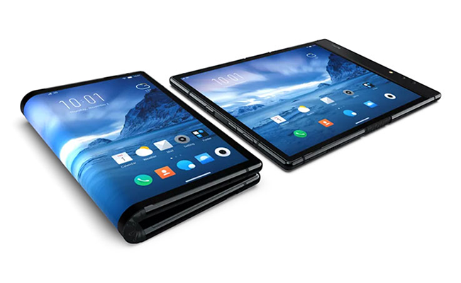 Flexible Phone: Samsung Presents Infinity Flex Display