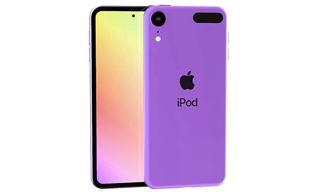 """Apple iPod Touch 7 Great Story: """"I'll Be Back""""!"""