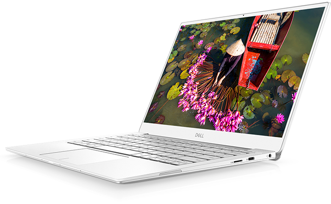 the best flagship laptops from ces 2019 dell xps 13 - The Best Flagship Laptops From CES 2019